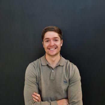 Daniel Raats Digitella CEO Smiling